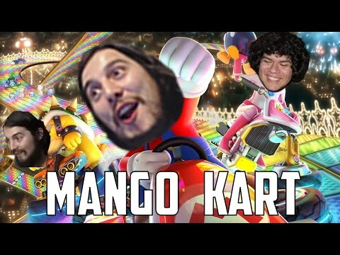 Mango Kart 2: Lucky Scared By Mommamang0