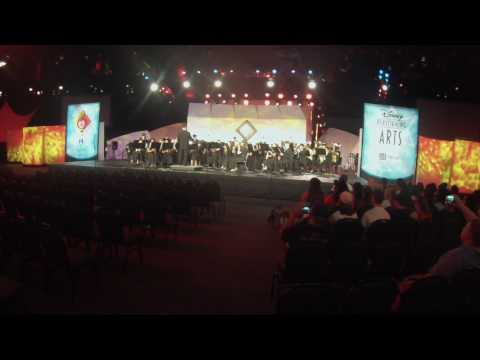 Zachary High School Festival Disney 2017 - Concert Band - Lightning Field