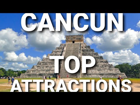 Cancun - 7 Top Attractions HD