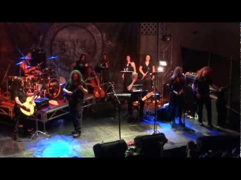 Haggard - Lost (Robin's Song) [HD] - Guatemala 19/02/2012