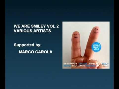 VA WE ARE SMILEY VOL. 2 Supported by Richie Hawtin Erick Morillo Dubfire Marco Carola Danny Tenaglia