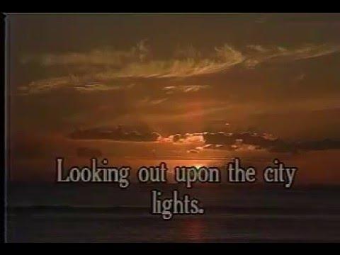 Hawaiian Karaoke - Honolulu City Lights