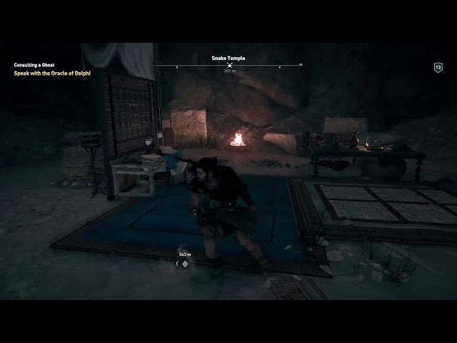Where To Find Elpenor In Assassins Creed Odyssey