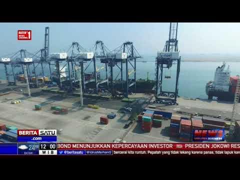 Neraca Perdagangan Surplus US$ 130 Juta di November 2017