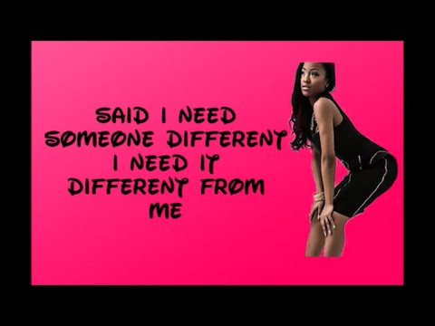 Ann Marie - Different (Lyrics)