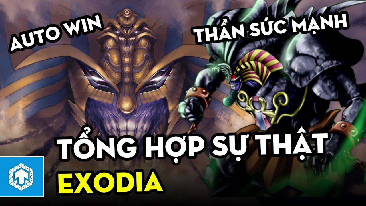 Tổng hợp sự thật về Exodia - Thần sức mạnh | YugiOh | Ten Anime