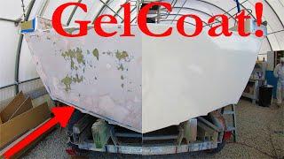 Making Boat GelCoat Look Good!