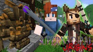 WE ARE UNDER ATTACK! - Minecraft Supernatural Origins #14 (Werewolf Modded Roleplay)
