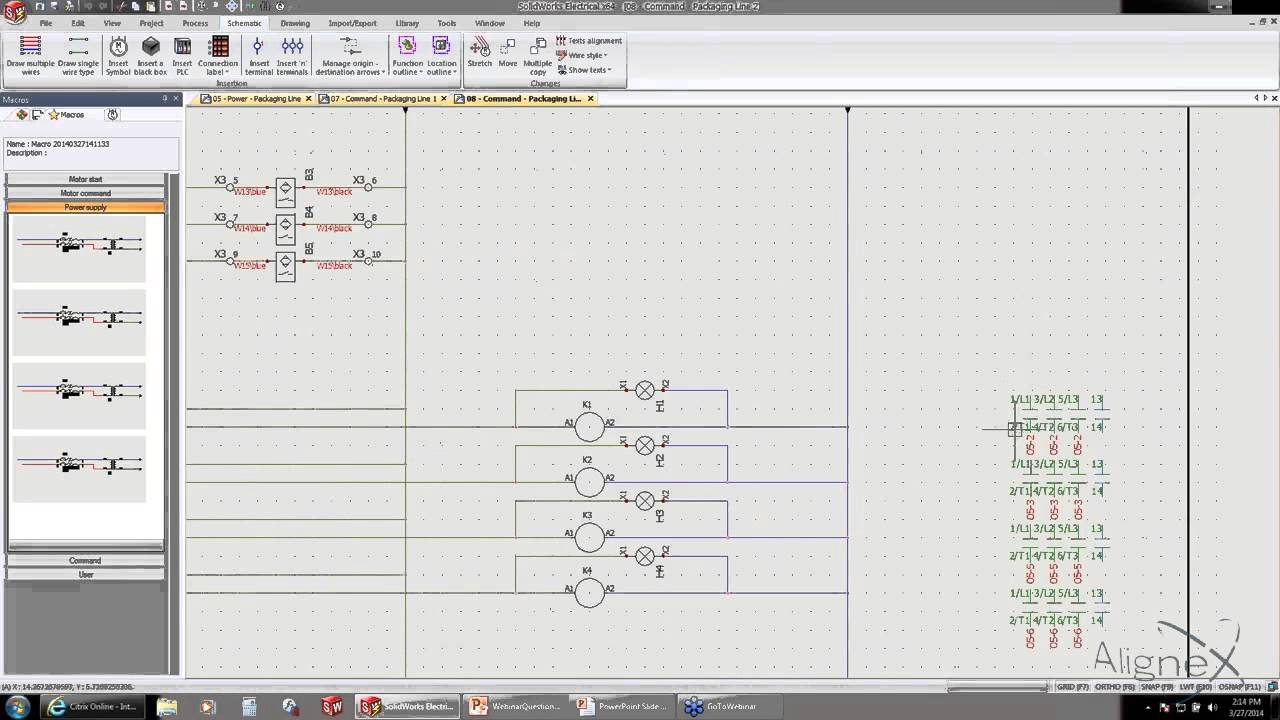 Solidworks Electrical Schematic Book Wiring Diagram Wire Youtube Search For Diagrams U2022 Autocad Schematics