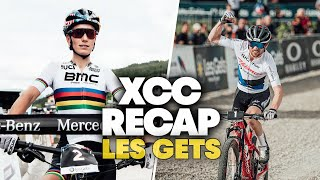 Short & Sweet! XCC Short Track Highlights Les Gets   UCI MTB World Cup 2021