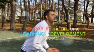 A Day In The Life Of A Learning & Development Manager