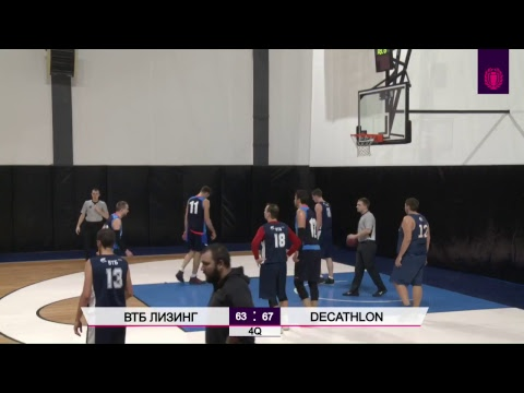 ВТБ Лизинг - Decathlon