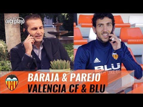 BARAJA Y PAREJO  📞 HABLAN DEL  VALENCIA CF- FC BARCELONA