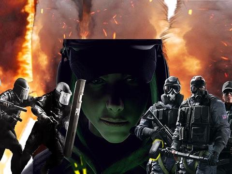 JellyBean's Live PS4 Broadcast-Rainbowa Six Siege | SITUATIONS