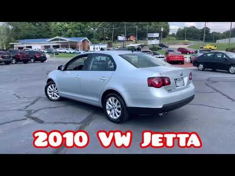 2010 VW Jetta For Sale In Winston-Salem, NC 27105