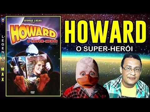 HOWARD: o super-herói - (1986) = Willard Huyck | 🎬 Resenha [não é crítica]