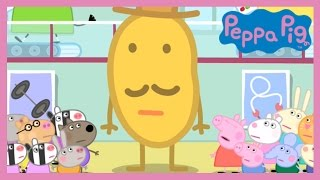 Peppa Pig - Mr Potato Head Comes To Town
