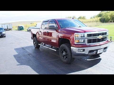 "RealView - Lifted 2014 Chevy Silverado 1500 w/ 18"" XD ..."