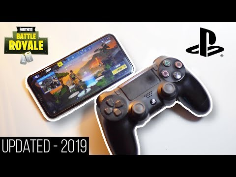 (2019) How to Play iOS Games Using PS4 Controller! - Connect PS4 Controller on iPAD!