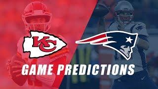 Kansas Chiefs vs New England Patriots Preview