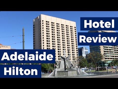 Adelaide Hilton Hotel REVIEW