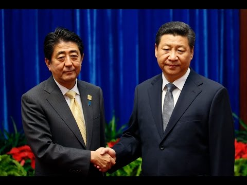 Japan-China Relations: Three Things to Know