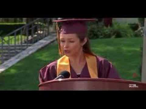the oc taylors graduation speech