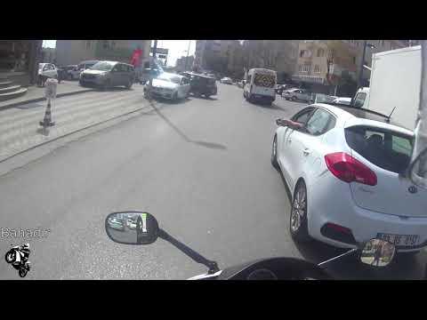 Adam İstanbul Trafiginden Bunalmis Motor Almak İstiyor.   #Motovlog 1