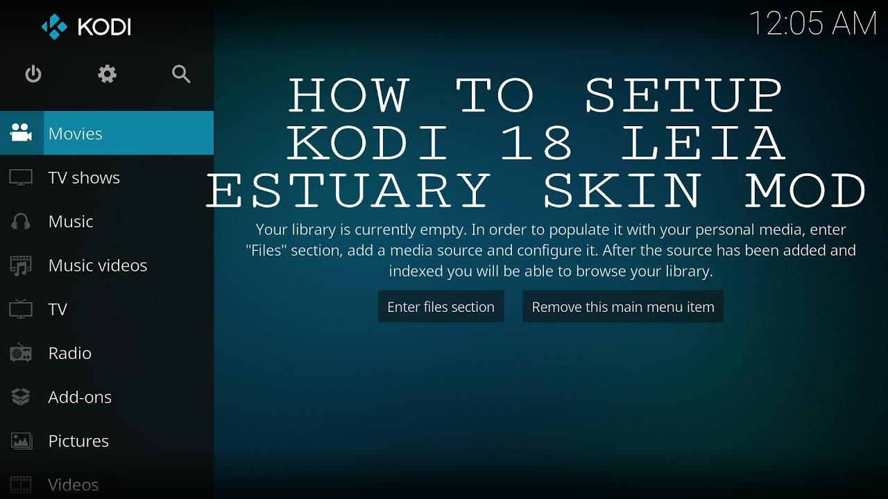 how to download kodi leia