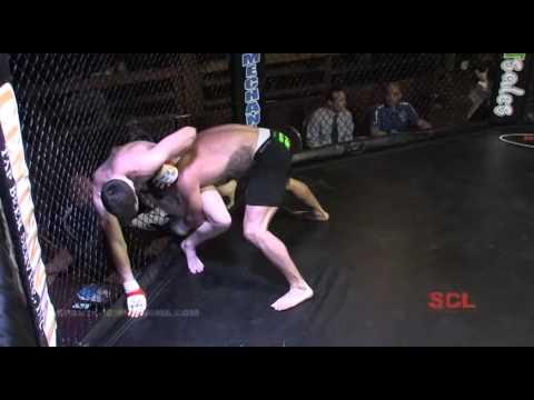 SCL - Weleterweight Championship Matt Cox VS Brian Camozzi