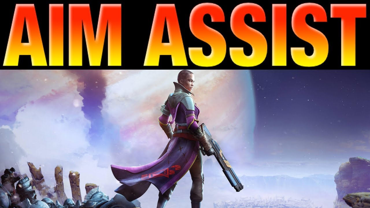 Destiny 2 - Discussing Aim Assist On The PC