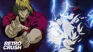 Evil Ken Fights Ryu The Gang Fight Sequence Hd Street Fighter Ii