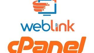 Cpanel Weblink