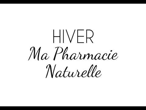 Ma pharmacie Naturelle pour l'Hiver