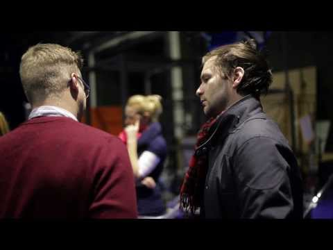 Imagination Series: Film winner - James W Griffiths