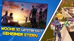 Season 10 Woche 10 Geheimer Battle Stern (Letzter Halt)! Lösung! [DEUTSCH]