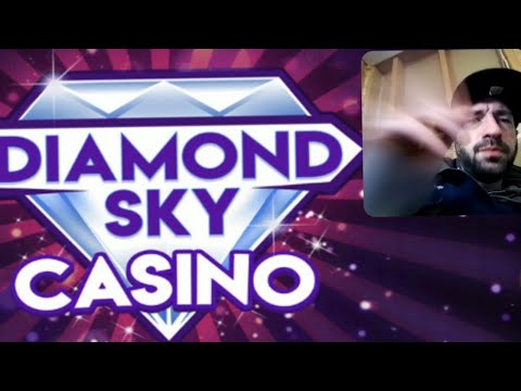 DIAMOND SKY CASINO Classic Vegas Slots & Lottery | Mobile Game Android Ios Gameplay Youtube YT Video
