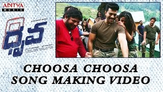 Download Hindi Video Songs - Choosa Choosa Song Making Video || Dhruva Movie || Ram Charan Tej, Rakul Preet || HipHopTamizha