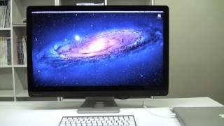 フルHDを超える高解像度!AH-IPS液晶ディスプレイ『LCD-MF272CGBR』〜Macユーザーも納得のスタイリッシュなデザイン〜