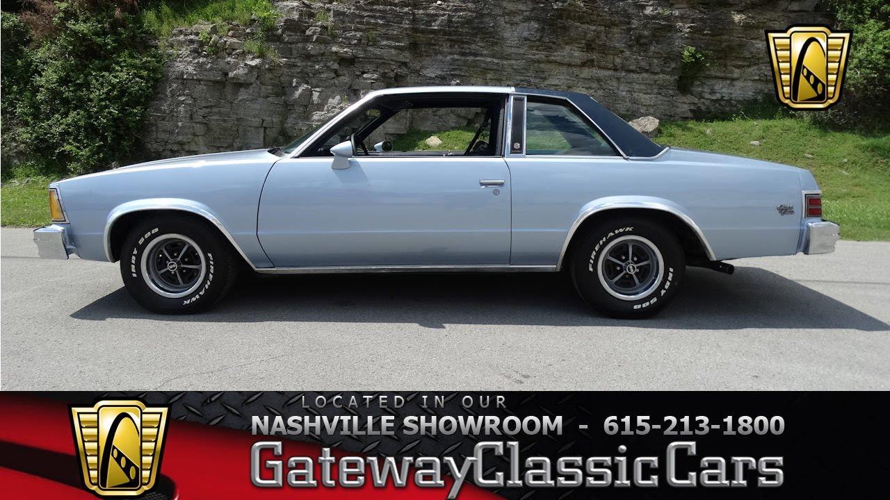 Chevrolet Malibu Classic Gateway Classic Cars Nashville