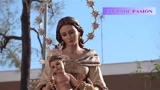 Procesión de la Virgen de Loreto de Cádiz 2018