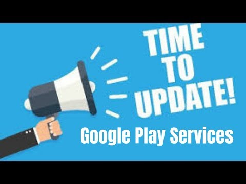 Update Google Play Services With Aptoide