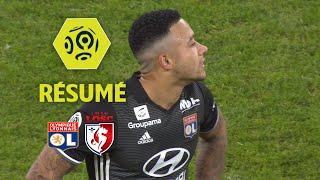 Olympique Lyonnais - LOSC (1-2)  - Résumé - (OL - LOSC) / 2017-18