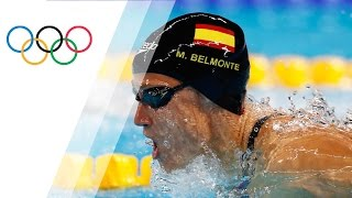Mireia Belmonte: My Rio Highlights