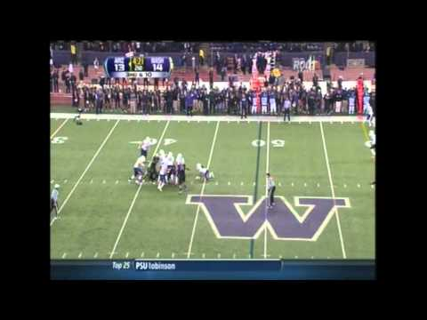 (10-29-2011) Washington Huskies vs. Arizona Wildcats football