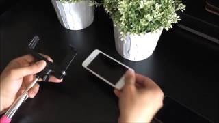 Палка для селфи айфон