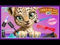 Fun Animal Care - Baby Learn Animal Hair Care Makeover - Baby Jungle Animal Hair Salon Kids Games