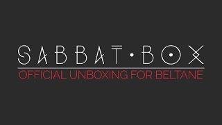 Sabbat Box - Beltane Box Unboxing • The Fire's Of Beltane