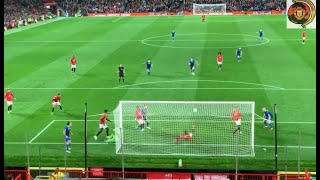 Aaron Wan-Bissaka Goal Line Clearance | Man Utd v Rochdale | Carabao Cup 3rd Round | 25.09.2019