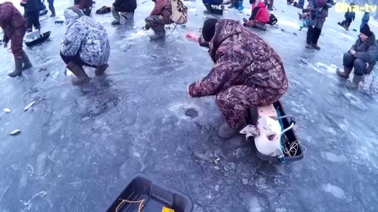 рыбалка в козьмодемьянске видео